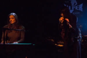 anita gnan at the viper room with nostalghia