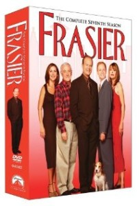 frasier the complete seventh season dvd